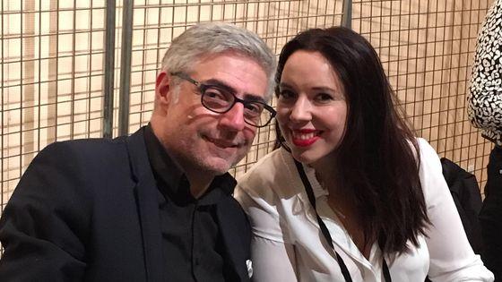 Giovanni Mirabassi & Sarah Lancman au Thou le 25 octobre 2018