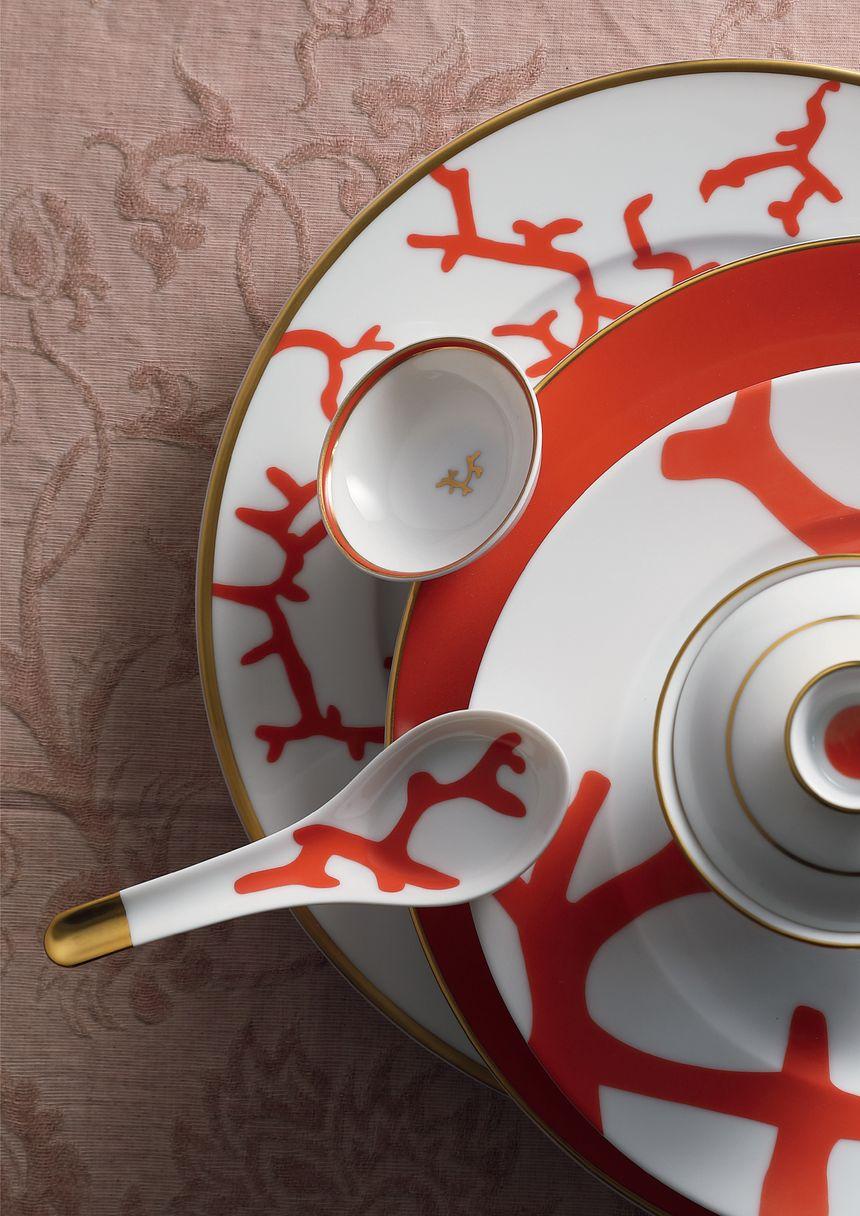 L' art de la table est l'ADN du porcelainier Raynaud