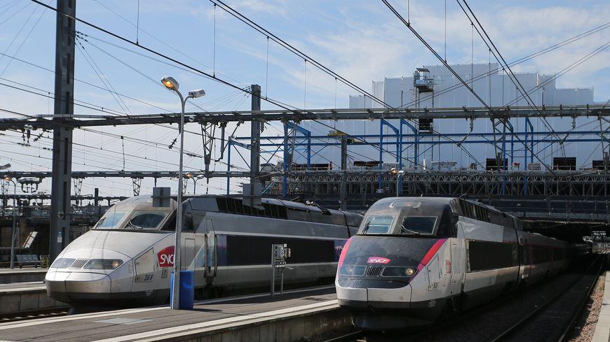 Les prix des trains s'envolent en période de noël.