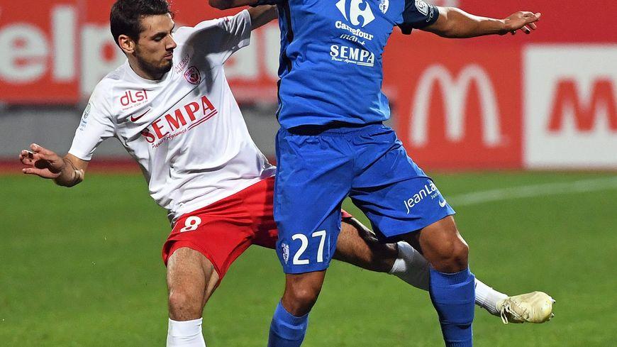 Malek Chergui et le GF38 restaient sur trois victoires en Ligue 2 avant de recevoir Troyes