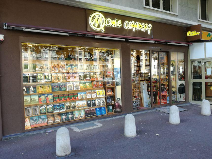 Momie à Chambéry