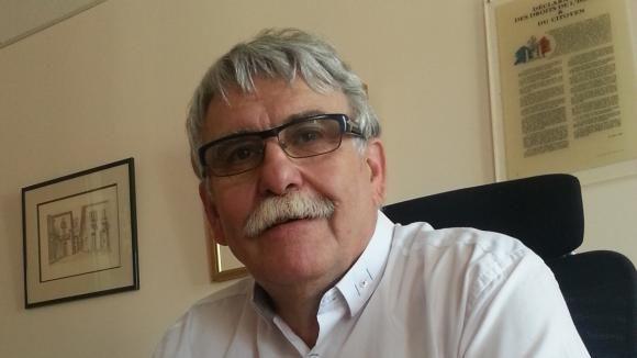 Le maire de Moirans Gérard Simonnet arrêtera la politique en 2020.