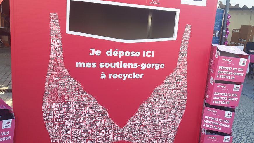 Octobre Rose à Clermont Ferrand Une Collecte De Soutiens Gorge