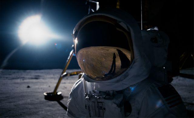 """Ryan Gosling, dans le rôle de Neil Armstrong dans """"First Man"""" de Damien Chazelle, sur les premiers pas de l'homme sur La Lune !"""
