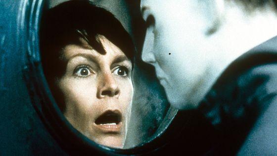 Jamie Lee Curtis dans 'Halloween H20: 20 Years Later'