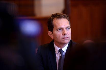 Frédéric Chevallier, avocat général lors du procès de Jacqueline Sauvage