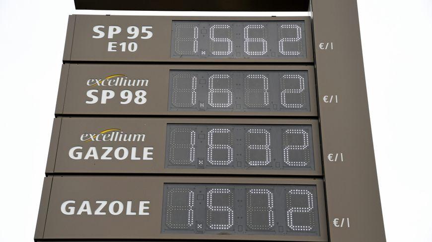 Les prix des carburants ont flambé