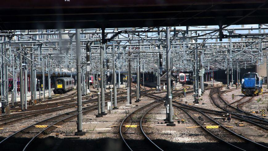 L'accident s'est produit le mardi 16 octobre en gare de Bettembourg (Luxembourg)