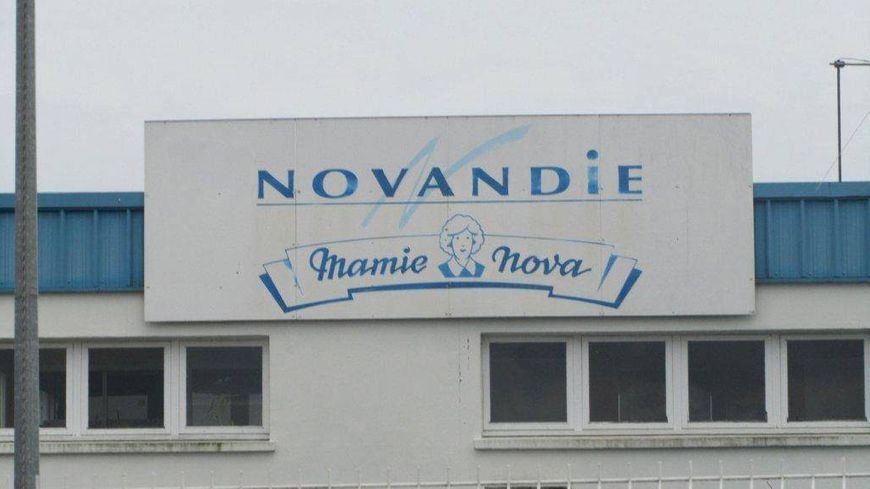 L'usine Novandie à Maromme