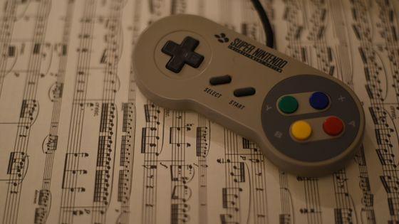 La musique et les jeux vidéo