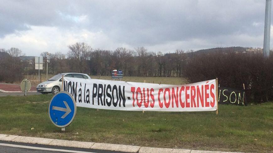 Le projet de prison avait suscité beaucoup d'opposition à Saint-Bonnet-les-Oules
