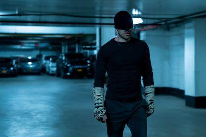 "Charlie Cox  alias Matt Murdock  dans ""Daredevil"" saison 3"