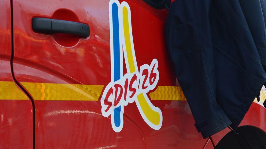 Pompiers de la Drôme (photo illustration)