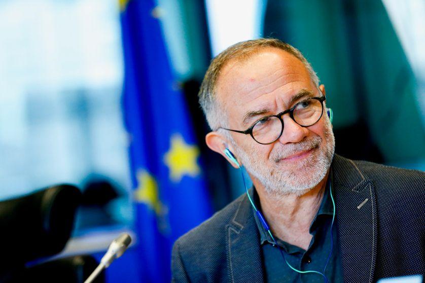 Eric Andrieu est député européen depuis 2012
