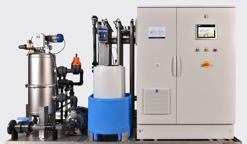 Des appareils adaptés pour l'irrigation sous serre