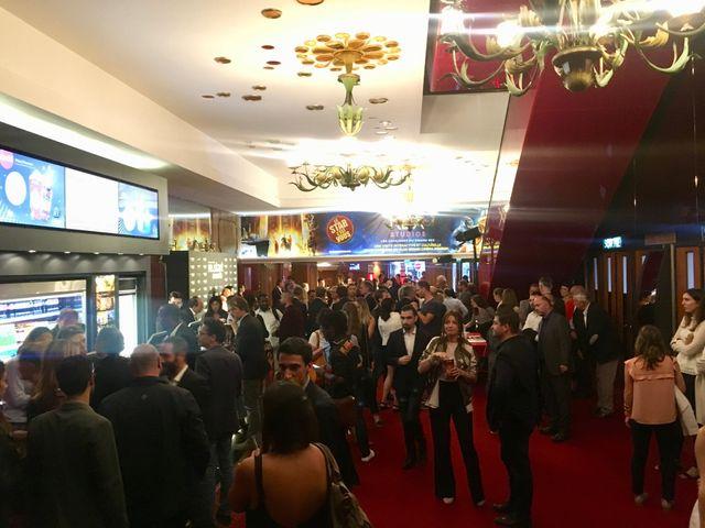 Première cérémonie des Re.Start Awards, septembre 2018, Paris.