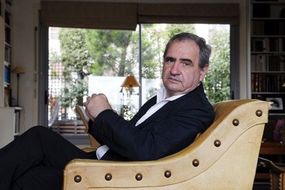 Pierre Rosanvallon à Paris en 2011