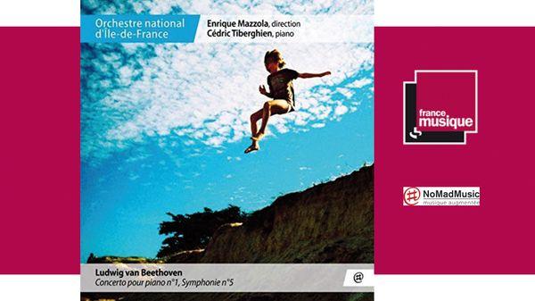 Sortie CD : Cédric Tiberghien - Beethoven
