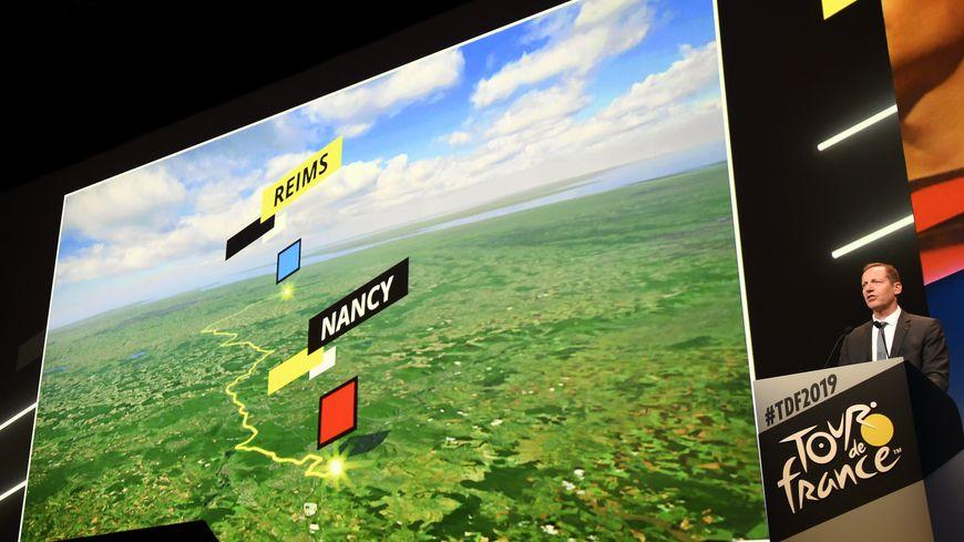 Nancy accueillera l'arrivée de la quatrième étape du Tour de France