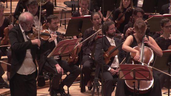 Glass : Double concerto pour violon et violoncelle par Gidon Kremer et Giedre Dirvanauskaitė