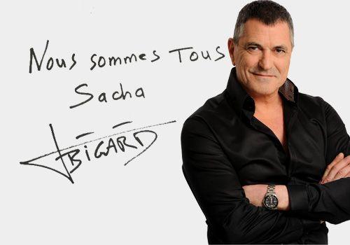 """Jean-Marie Bigard, parrain de l'association """"Le noël de Sacha"""""""
