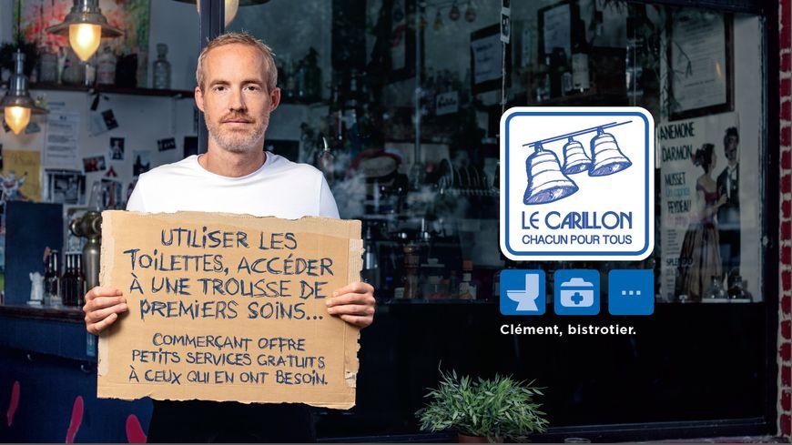 Les commerçants ont des profils variés: opticiens, restaurateurs, boulangers, coiffeurs...
