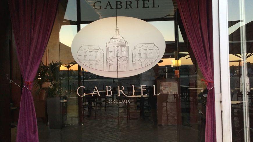Le Gabriel, place de la Bourse