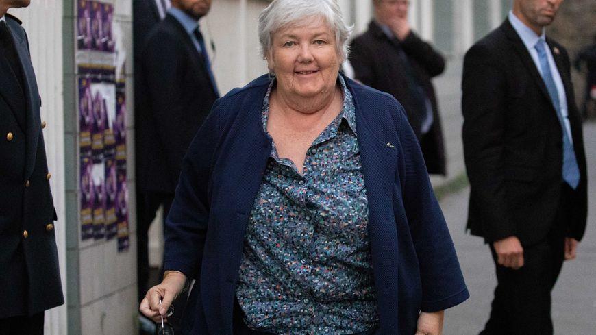 Jacqueline Gourault, ministre de la cohésion des territoires et des relations avec les collectvités territoriales