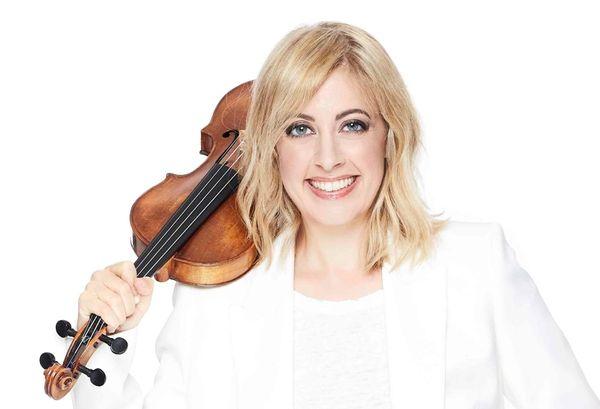 Marina Chiche,  violon; l'Orchestre de Chambre de Toulouse, dir. Gilles Colliard à St-Louis des Invalides mardi 09 octobre 2018 à 20h, St-Saëns & Ravel au programme