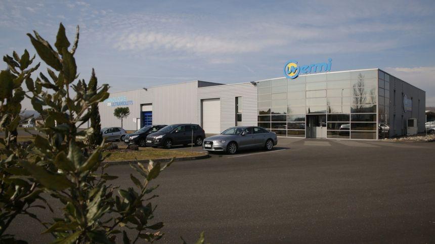 L'entreprise UV Germi est basée à Saint Viance (19)