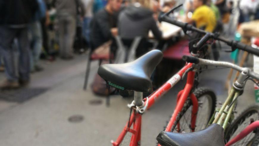 """La bicyclette, outil de la """"vélorution"""""""