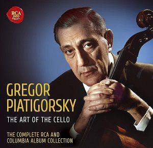 The Art Of The Cello Complete RCA & Columbia Album Collection, SONY MUSIC CLASSICA