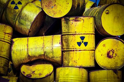 Dechet nucléaire
