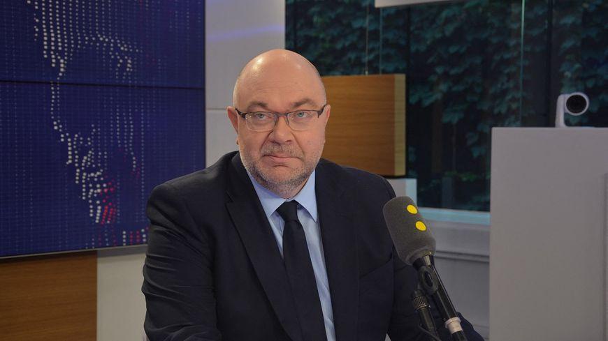 Stéphane Travert est resté 15 mois à la tête du ministère de l'Agriculture et de l'Alimentation