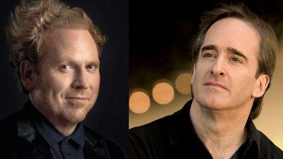 (1) Daniel hope et James Conlon (2)