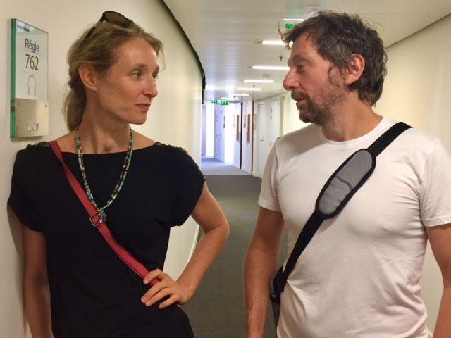 Julie Birmant et Clément Oubrerie (oct 2018)