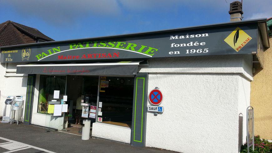 La boulangerie de l'avenue de Tarbes