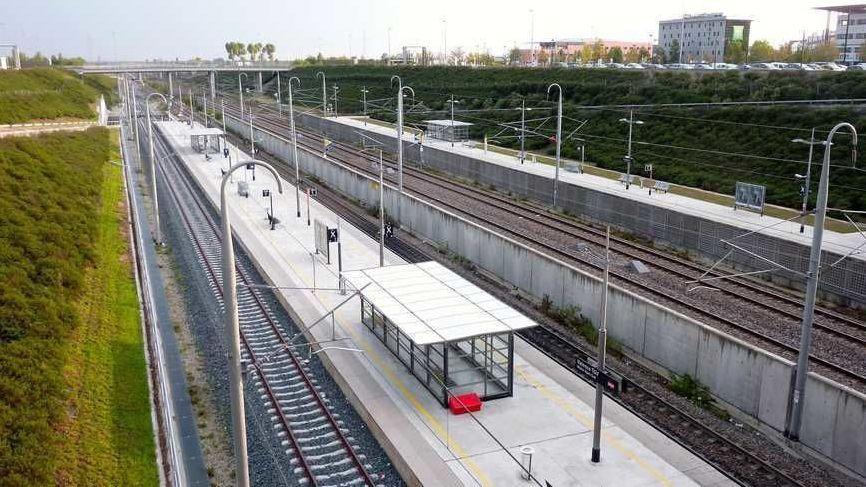 Le problème électrique est localisé entre Valence et Avignon