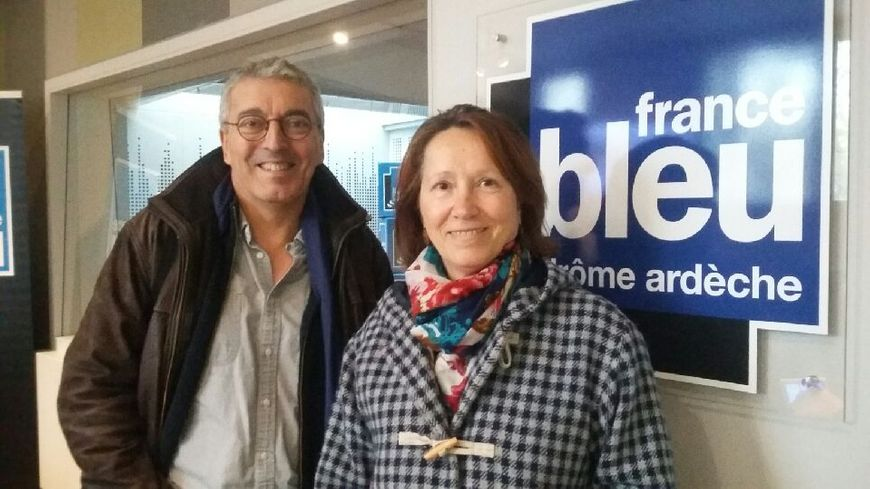 Anne Massé et Philippe Guyomard de Valentine Compagnie