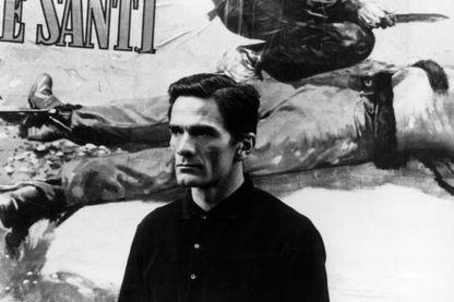 Pier Paolo Pasolini, réalisateur italien