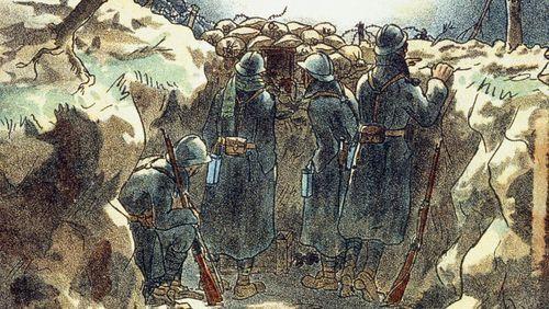 Épisode 4 : Si on pouvait fuir à la guerre, tout le monde foutrait le camp