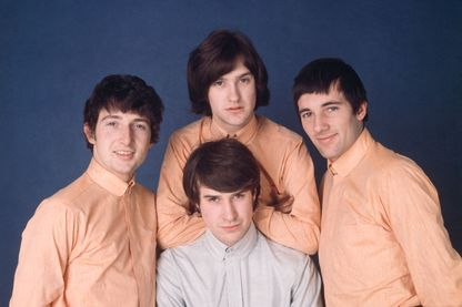 The Kinks, en mai 1964