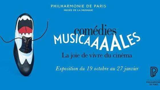 Exposition Comédies Musicales