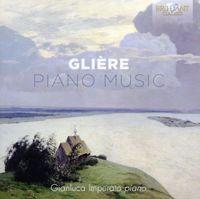 CD Glière Brillant Classics