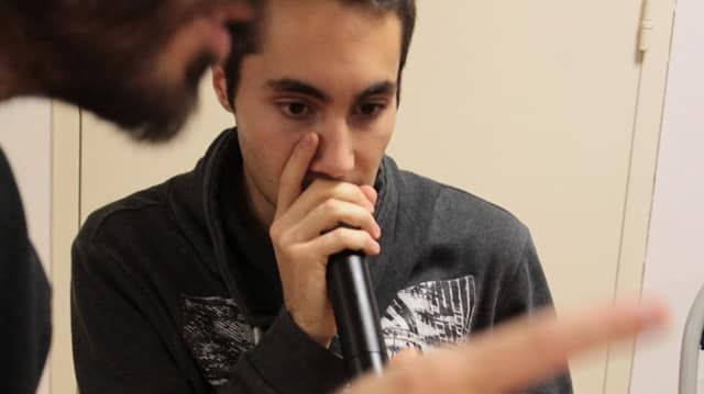 Cours de beatbox !