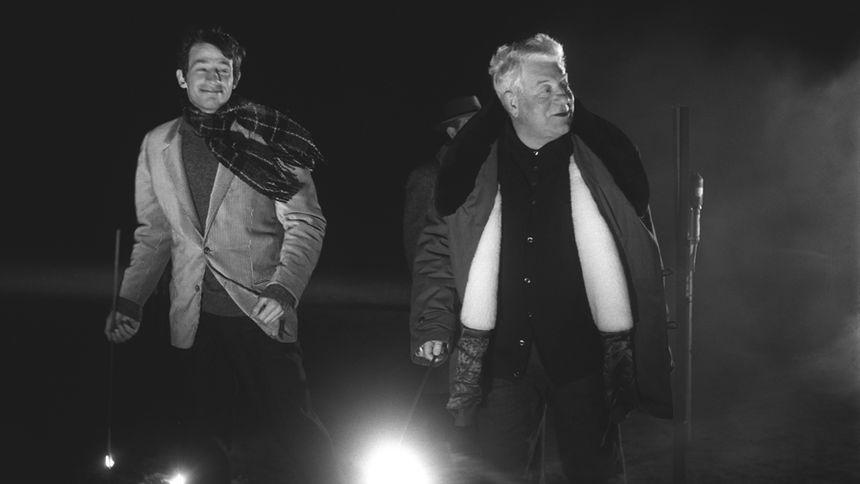 UN singe en hiver - Jean-Paul Belmondo et Jean Gabin