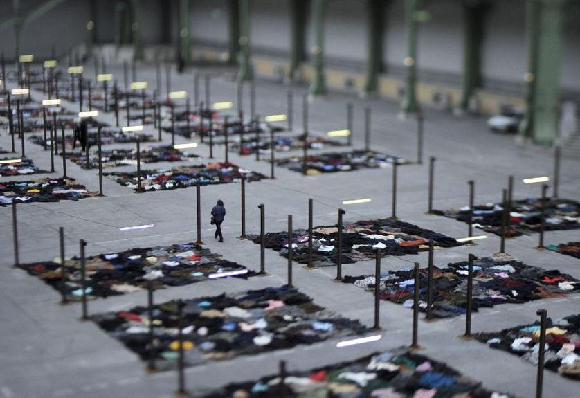 Démbulation au coeur de l'exposition Monumenta de Christian Boltanski