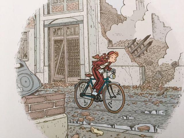 Spirou, L'espoir malgré tout (éditions Dupuis )
