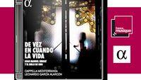 Sortie CD : Leonardo Garcia Alarcon - De vez en cuando la vida