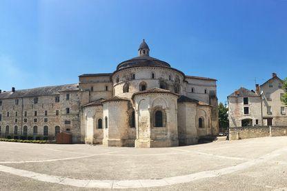 Abbatiale Sainte-Marie à Souillac